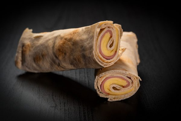 Αραβική πίτα γαλοπούλα Perfetto Snack