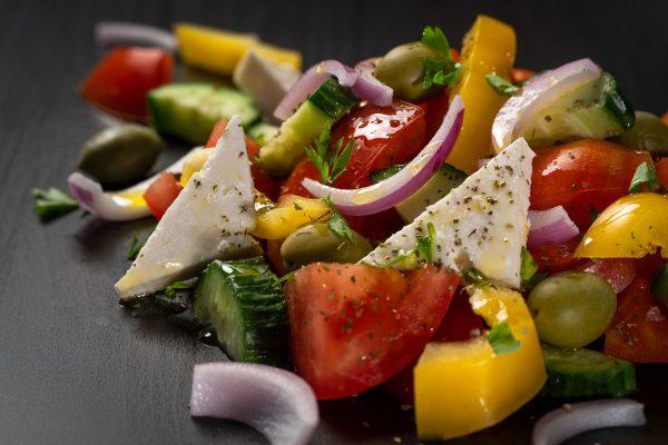 Χωριάτικη σαλάτα Perfetto Snack